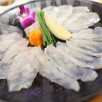 ひょうたん寿司 - ひらめ、おこぜ、かわはぎ