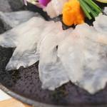 ひょうたん寿司 - かわはぎ