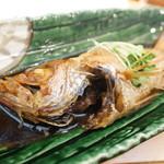 ひょうたん寿司 - 赤むつ煮つけ