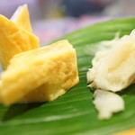 ひょうたん寿司 - 玉子焼き