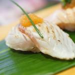 ひょうたん寿司 - のどぐろ炙り