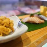 ひょうたん寿司 - うに