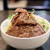 秘苑 - 料理写真:カルビ丼