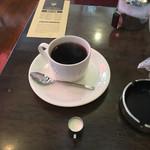 珈琲大使館 - 本日のストレートコーヒー@480円