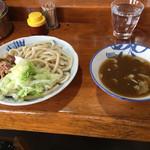 吉田のうどん 富士 - 料理写真:つけうどん