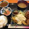宮園 - 料理写真:鶏づくし定食