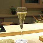 鮨 なんば - Champagne L'Intemporelle Mailly Grand Cru 2010 Brut