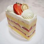 patisserie la page - ショートケーキ