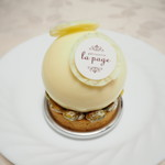 patisserie la page - フラヴィ