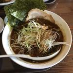 ぼっけもん - 節だし醤油ラーメン(880円)