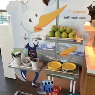 Lufthansa Business Lounge -