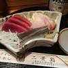 二葉鮨 - 料理写真:刺身の図