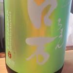 かわなみ鮨 - ロ万