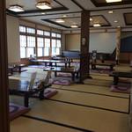 洋麺亭 - 『洋麺亭 榛名店』店舗内観2 広いお座敷席。