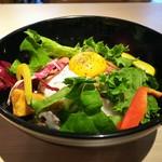 フレンチ肉バル ハルマン - ローストビーフ丼 ¥880