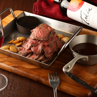 毎月9日・19日・29日はお得な「肉の日フェア」開催中!