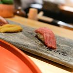 肉屋 雪月花 NAGOYA - ともさんかくのお寿司とうに