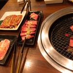 焼肉 門庭 -