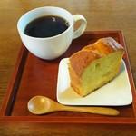 森のカフェ - 料理写真: