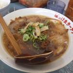 ぼっけゑラーメン - 味噌ラーメンです☆ 2016-1113訪問