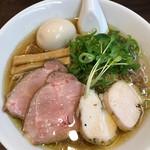 麺's ナチュラル - 煮干SOBA特製トッピング