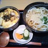 どんた - 料理写真:かつ丼セット 850円(税込)(2017年6月10日撮影)