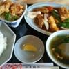 広東飯店 - 料理写真:酢豚定食1,100円