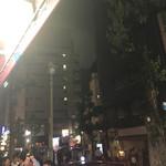 パイス バスコ - 週末夜のコリドー街①