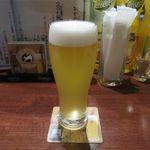 ばぁる・ひらら - ヘリオス・青い空と海のビール
