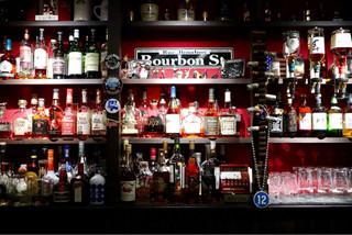 バーボン ストリート - バックバー