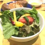 ロクシタンカフェ - サラダ
