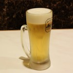 Raika - 「家内の」生ビール