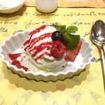 ロクシタンカフェ - クレームダンジュ
