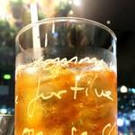 ロクシタンカフェ - アイスティー