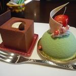 シュクレ - 料理写真: カフェ・キャラメリア&プランタン
