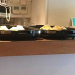 幸せのパンケーキ - ホットプレートをよくよく見てみると〜〜