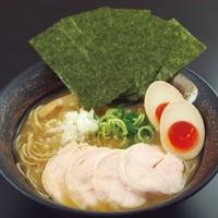 麺屋 甲武信 - 特製濃厚醬油鶏白湯そば