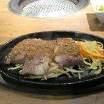 肉料理 将 -