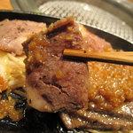 肉料理 将 - 柔らかいステーキ