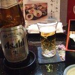 咲蔵 - 瓶ビール(ドライ)600円