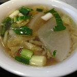クワン チャイ - チキンスープ