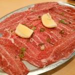 やきにくホルモン壱番 - 塩ツラミ(1人前)