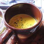 カフェ ド ラフェット - スープ