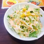 ヒウツリ - サラダ