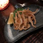 石蔵DINING 今尽 - 富山産白えび唐揚げ