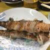 焼き鳥きむら - 料理写真:豚バラ(90円)