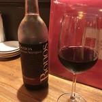 ヒノトリバル - 900円のボトルワイン♪
