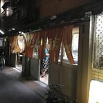 ナカジマ酒店 - 外観♪