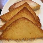 シズラー - 噂のチーズトースト