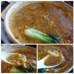 中華料理 頤和園 - ◆フカヒレ煮込み・・このお値段ですので仕方ないですが「フカヒレ」は切れ端で量が少ないこと。